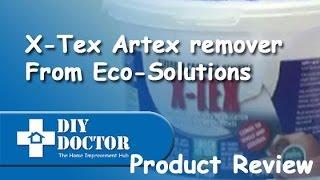 Eco Solutions X TEX Artex Remover