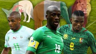 Surnoms Des Equipes Nationales Africaines De Football - Partie 1 -