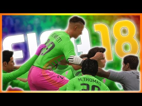 GOING TO THE SHIP!!!! - FIFA 18 GAMEPLAY