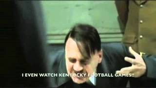 Hitler Reaction to USC at #1 2012