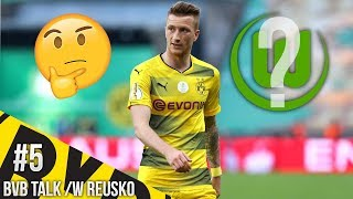 IS REUS READY TO PLAY?!!?! #BVBTalk /w Reusko |HD