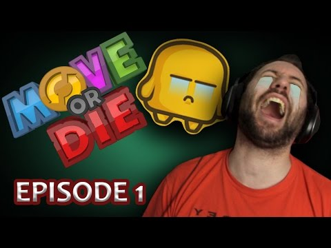 Move or Die Gameplay Part 1: Prepare For A Rage-Fest...