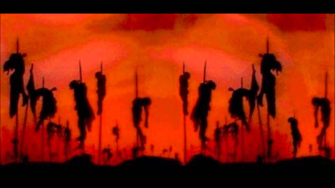 Field of The Impaled