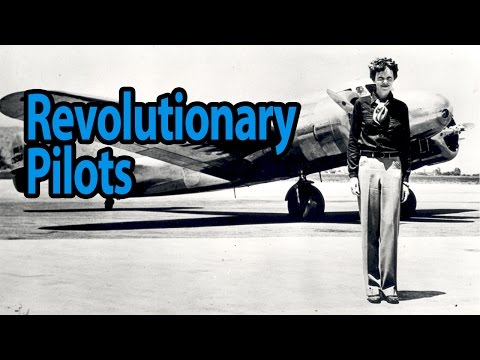 Revolutionary Pilots and Aviation Milestones