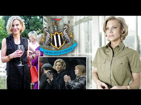 Meet Amanda Staveley: Football's new first lady edges closer to buying Newcastle United
