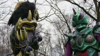 Gokaiger Goseiger - Super Sentai 199 Hero Great Battle/Legend War (Power Rangers in Japan)