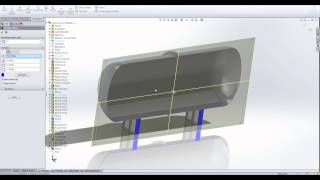 Pressure Vessel Testing in SolidWorks Simulation [Webcast]