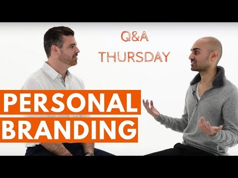 "How to Create a Personal Brand and Get Noticed | Secrets Behind the ""Neil Patel"" Personal Blog"