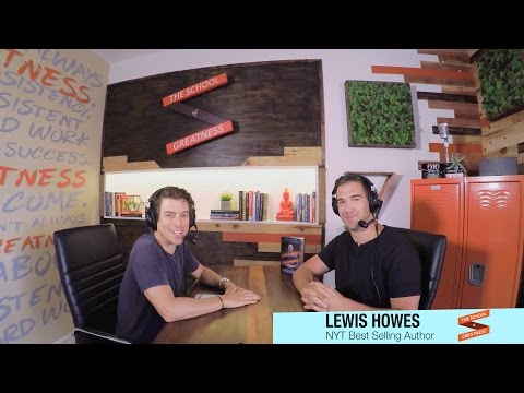 New York Times Best Selling Author Lewis Howes | Please Hold 30
