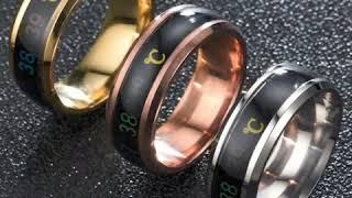 Temperature Measuring Ring