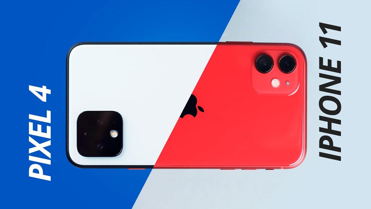 Photo of Pixel 4 vs iPhone 11 Pro: os reis das câmeras lado a lado – شركة ابل