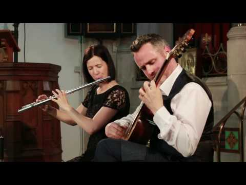 CGR 2016 Agnew McAllister Duo play Libertango by Piazzolla