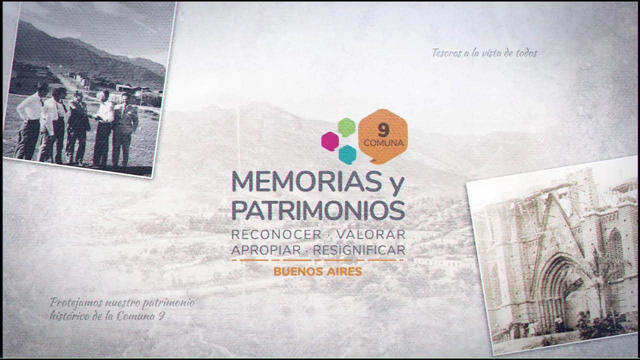 Memorias y patrimonios - Resumen proceso 2019