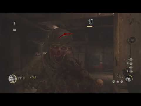 WWII Zombies - The Final Reich Power Tutorial (Bunker, Salt Mine & Emperor's Chamber)