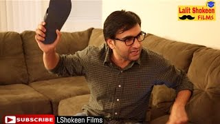 When Papa picked my phone  | Lalit Shokeen Comedy |