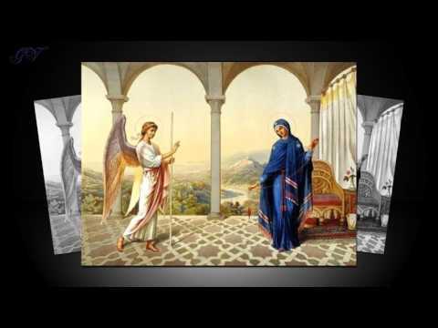 7 апреля Благовещение! Благовещение Пресвятой Богородицы Старинные иконы
