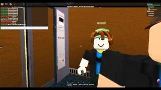 Awesome Vintage Dover Hydraulic Elevator at the galleria mall On roblox...