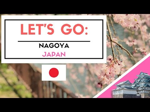 TRAVEL VLOG: Nagoya, Japan