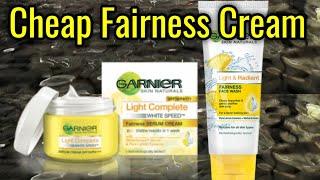 Fairness Serum Cream Review, Garnier Light Complete Fairness Vitamin C Serum Cream Urdu Hindi