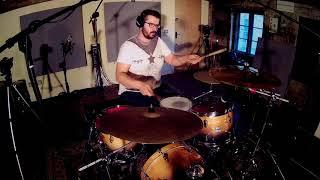 Fergie - Enchanté (Carine) ft. Axl Jack (Drum Cover)