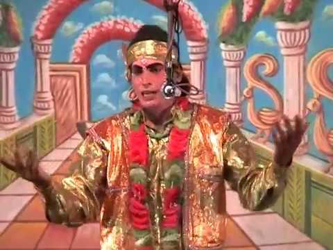 Brahmamgari Natakam In Bodhanampadu - Siddaiah Scene - Annem Guravareddy