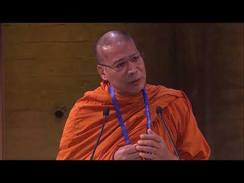 Venerable Phra Shakyavongsvisuddhi (Anil Sakya), Rector of World Buddhist University