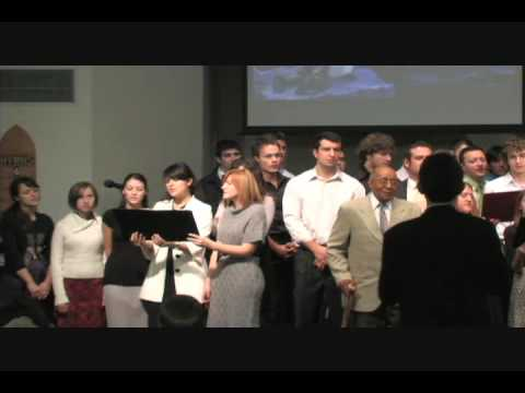 Sac Youth Choir, Side by Side We Stand
