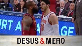 Knicks, Enes Kanter, and LeBron