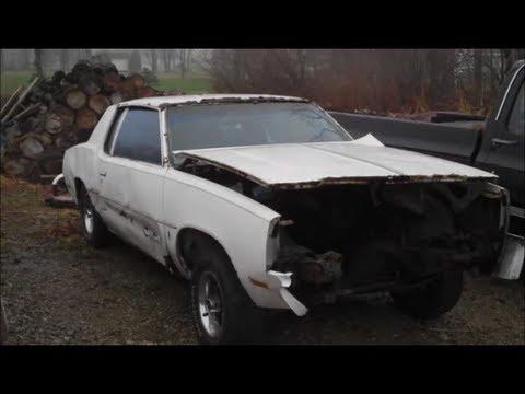 1978 cutlass parts car final days classic g body garage for Auto p garage roussillon