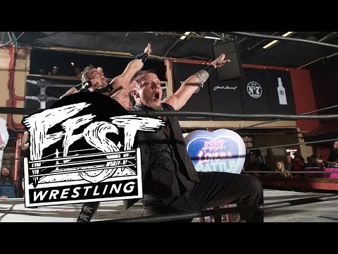 FEST WRESTLING: LOVE IS A BATTLEFIELD: Tag Team Tournament for the LOVE CUP (slowmo highlights)