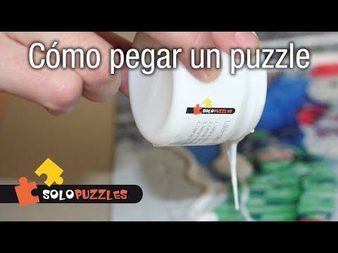 Como Enmarcar Un Puzzle How To Frame A Jigsaw Doovi
