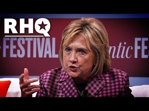 Hillary Clinton 2020 Rumblings Intensify. God Help Us.