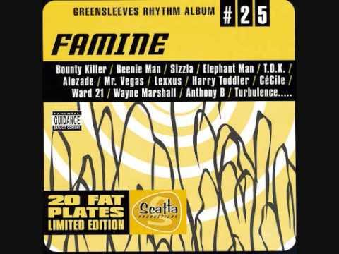 Famine Riddim Mix (2002) By DJ.WOLFPAK