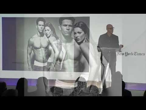 International Luxury Conference 2017: Risking It All: Reinventing Calvin Klein