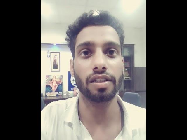 Pankaj: PMKVY Candidate Testimonial under Computer hardware Course @ Apar India