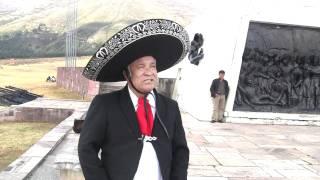 El Rey con el CHARRO GRANADA (Vicente Fernández)