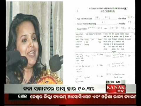 Kanak TV Video: Odisha IAS officer
