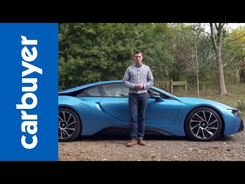 BMW i8 coupe Carbuyer