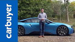BMW i8 coupe - Carbuyer