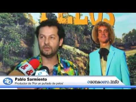 Estreno película 'Por un puñado de pelos' en Barranquilla