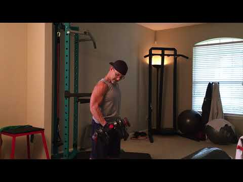 LIIT Bodyweight Arm Workout for Strongly Toned Biceps and Triceps