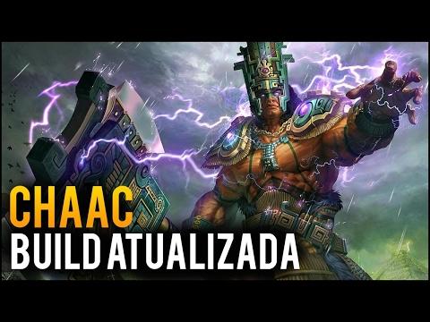 Chaac Build atualizada 09/05/2017 | Smite (Build + Gameplay)