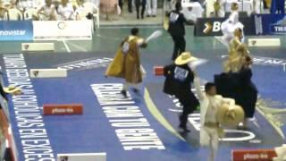 Toño Chavez  & Lidice Castillo  2da Final Mundial de Marinera  2014