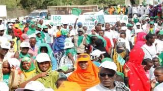 Djibouti:  Le peuple Assajog répond massivement a la grande marche IOG2016  07/11/2015