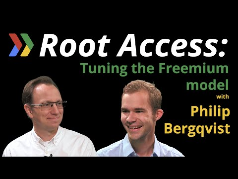 Root Access: Tuning the Freemium model, with startup Unified Intents