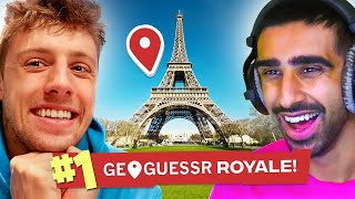 Geoguessr BATTLE ROYALE w/ W2S