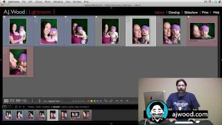 Sorting and Ranking Images in Lightroom