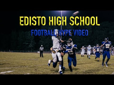 Edisto High School Football Hype Video / Edisto Vs. HKT (4K)