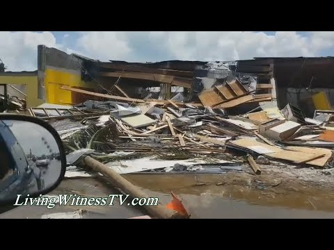 The Abaco Islands, Bahamas Disaster Area | Aftermath of Hurricane Dorian