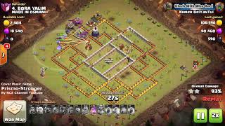 Clash of clans War 2018, How Impossible Crazy Updated now, Damn!! HeaBowitch Again and Again